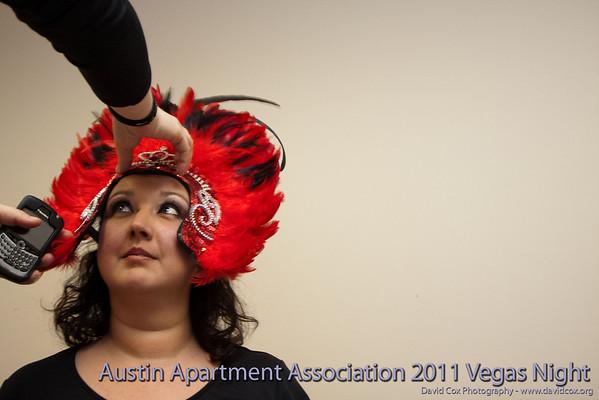 AAA Vegas Night (February 2011)