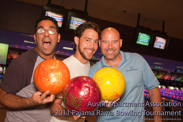 AAA Pajama Rama Bowling Tournament (August 2011)