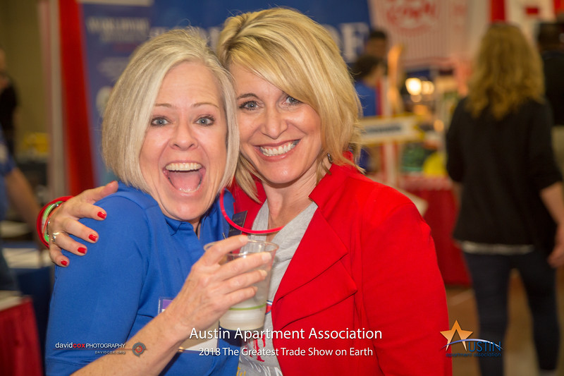 "At the Austin Apartment Association's Greatest Trade Show on Earth! See more event photos & order prints: <a href=""https://bit.ly/2qxiefs"">https://bit.ly/2qxiefs</a>"