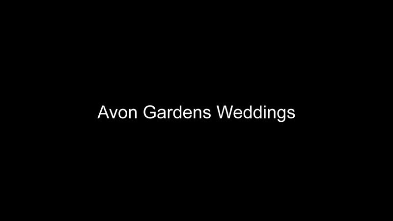 Avon Gardens Weddings  - Indianapolis Wedding Photography