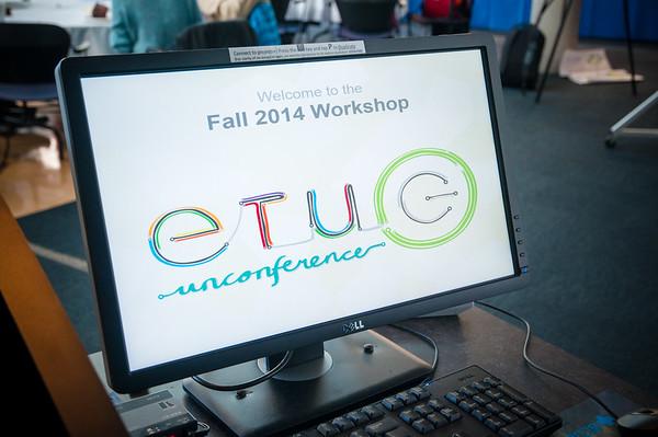 eTUG 2014 Fall Unconference