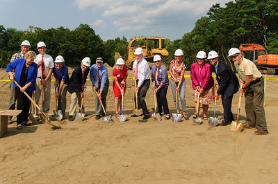 RCC Ground Breaking