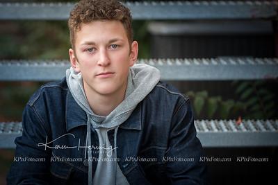 Nick Baier Sr Portraits