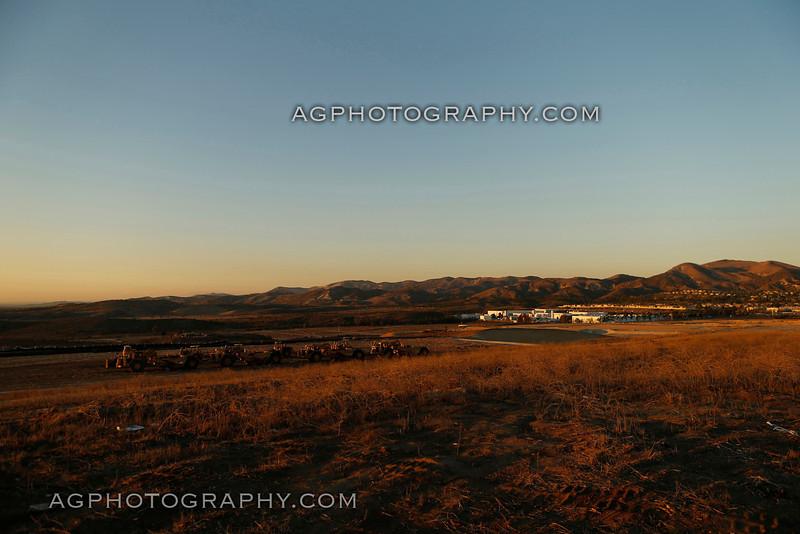 Baker Ranch Environmental Images, 11/25/13.