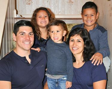 Ballesteros Family 2016