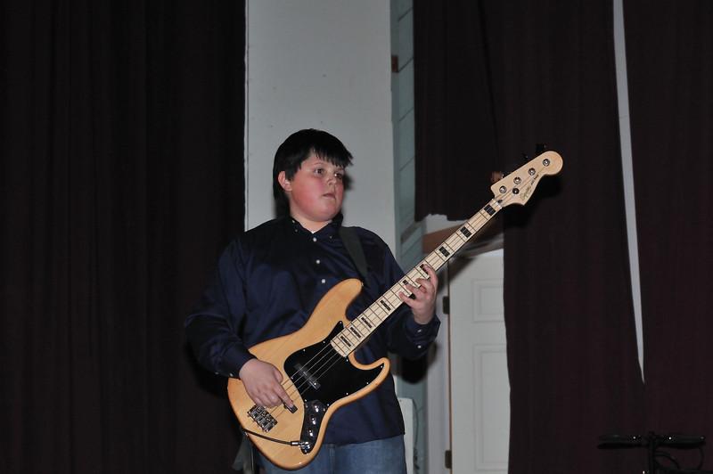 Gunnar Roads Band