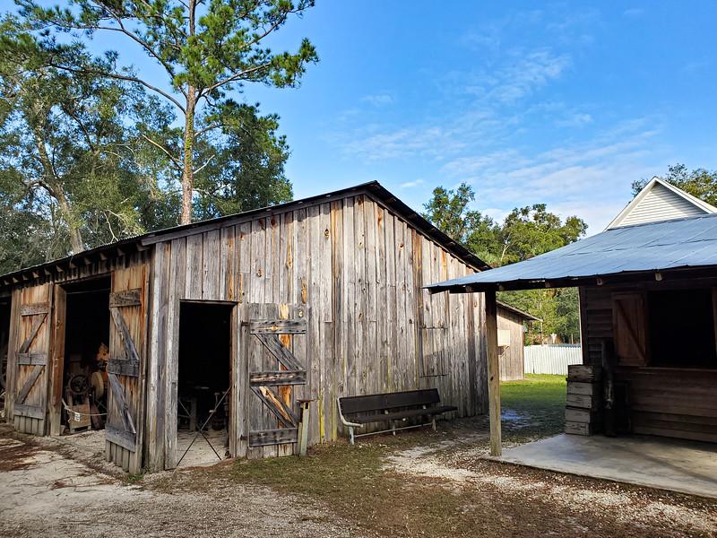 2019-11-18 Barberville Pioneer Settlement-24