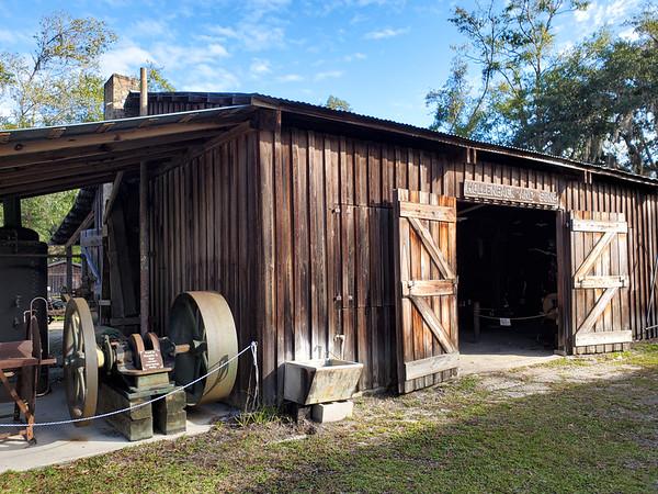 2019-11-18 Barberville Pioneer Settlement-10