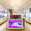 Bare Minerals : Commercial interior, Woodfield Mall, Chicago, IL