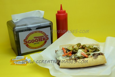 Scooters Hotdogs and Beef Food Photography. Wauconda Illinois.