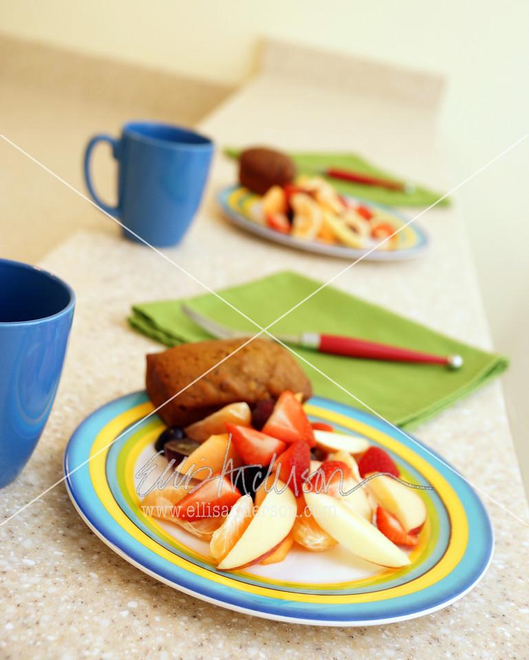 Bay Town Inn Breakfast 3507