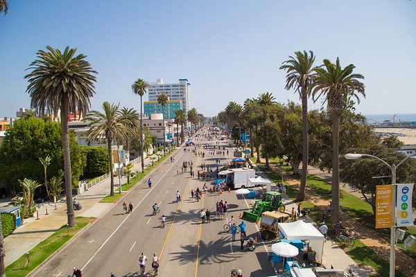 COAST - City of Santa Monica Open Streets Festival