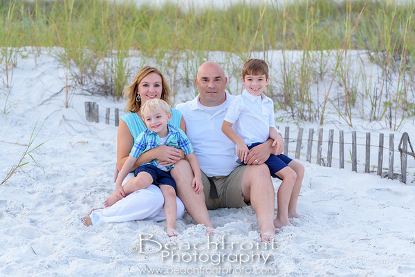 Baiamonte Family Beach Piftures in Fort Walton Beach