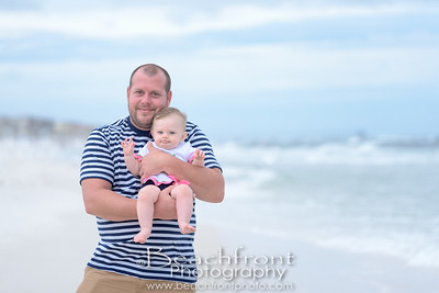 Family Beach Photographer in Fort Walton Beach, FL.  Beachfront Photography | Fort Walton Family Beach Photographers