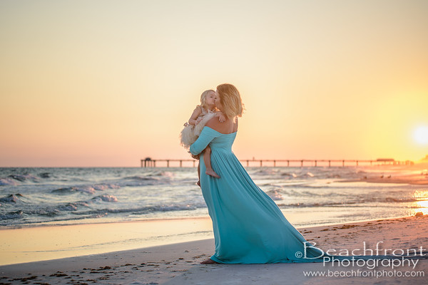 Burton - Family Beach Portrait Photographer in Fort Walton Beach, FL.