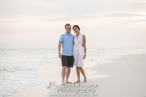 Casey Family Beach Pictures in Seaside/30A, FL