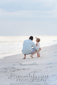 Okaloosa Island, Fort Walton Beach Family Portrait Photographer
