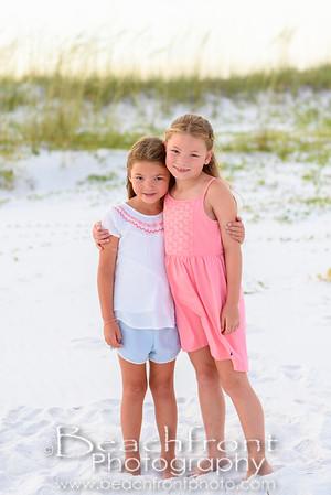 Giordano-Destin Family Beach Pictures