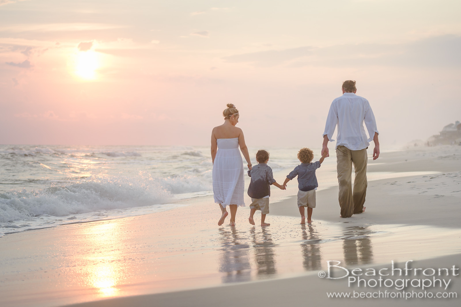 Gregory - Rosemary Beach Family Portrait Photographers.