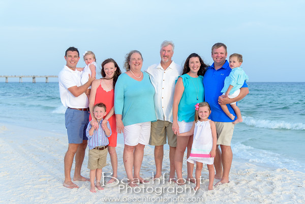 Family Beach Photographer in Fort Walton Beach