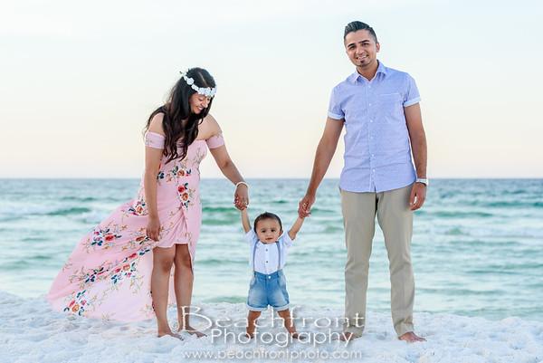 Jiwani Family - Destin Family Beach Photographers