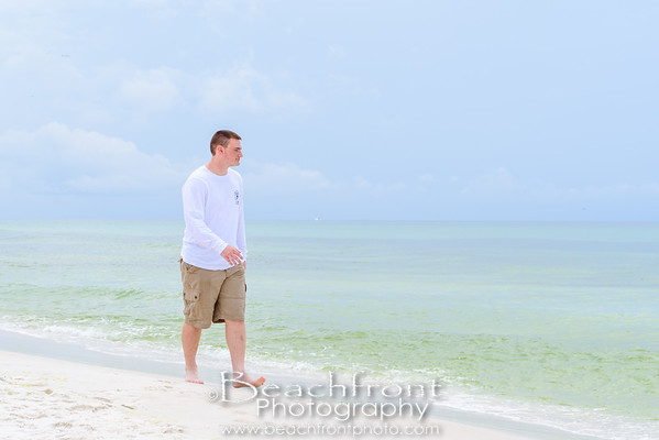 The Mitchell Family & Proposal Pictures