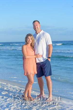 Harrington Family beach Portraits