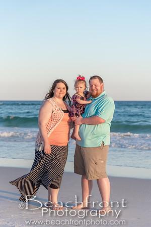 Family Beach Photographer in Fort Walton Beach, FL