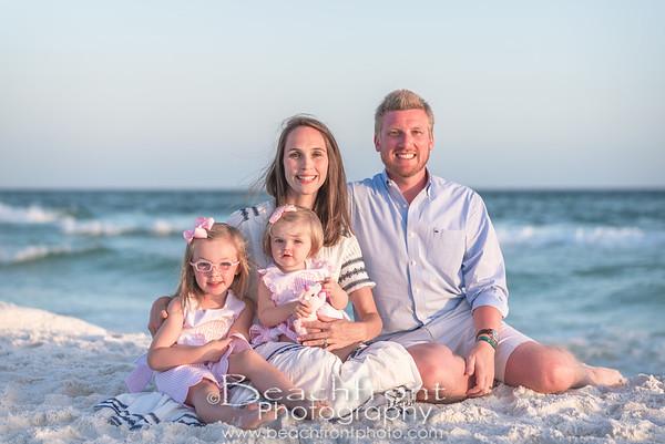 Family Beach Photographers in Fort Walton Beach