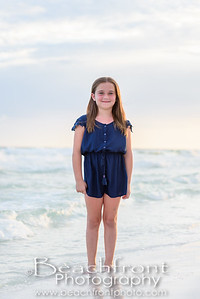 The Conley Family Beach Pictures in Miramar Beach, FL.