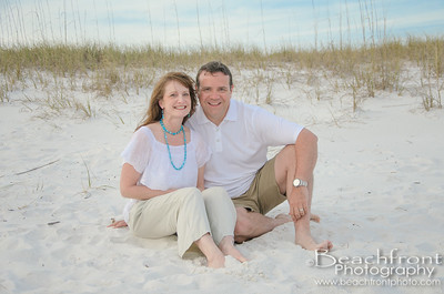 The Dieal Family - family beach pictures on Okaloosa Island in Fort Walton Beach, FL
