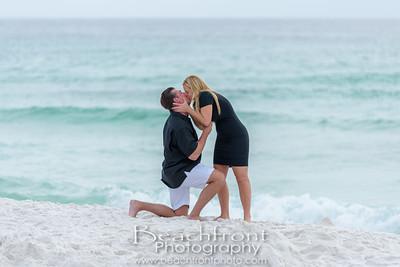 Proposal & Gender Reveal Photographer in Destin