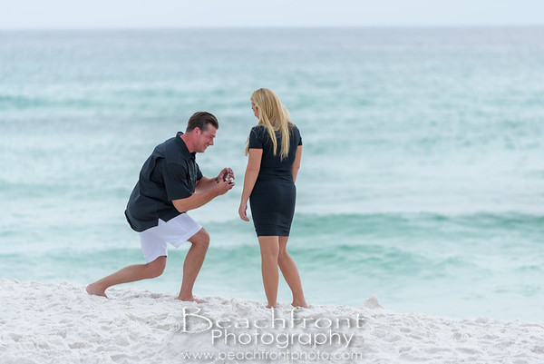 Proposal & Gender Reveal Photographer in Destin