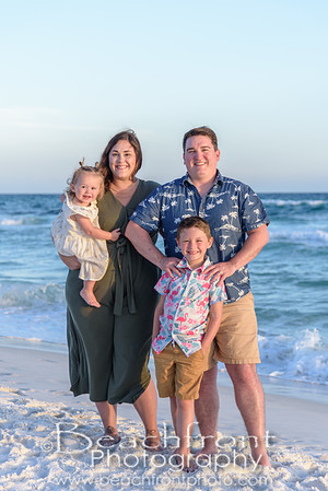 Destin, FL Family Beach Pictures
