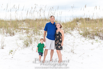 Hodges family beach pictures in Fort Walton Beach, FL