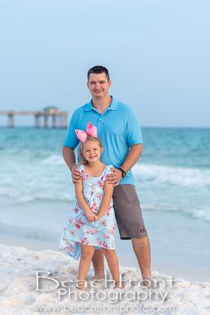 Ft Walton Beach Family Portrait Photographer