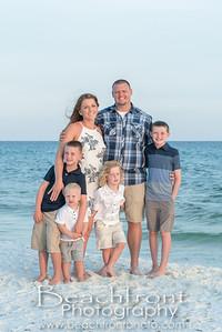 Fort Walton Beach Family Portrait Photographers