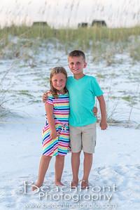 Destin Beach Family Photographers