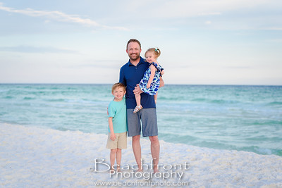 The Rogers Family - Destin Photographers