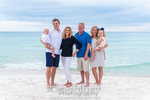 the Scott Family - 30A Photographers