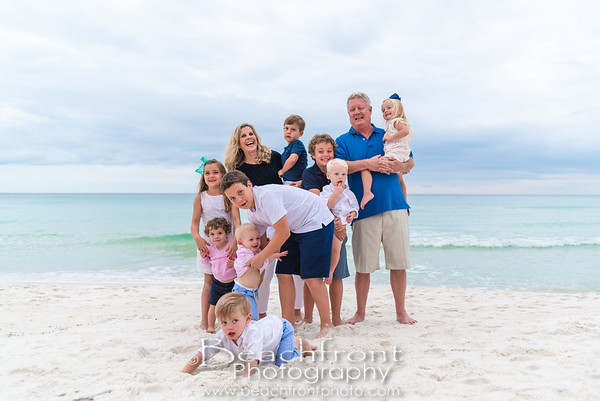 the Scott Family - 30A Photographers