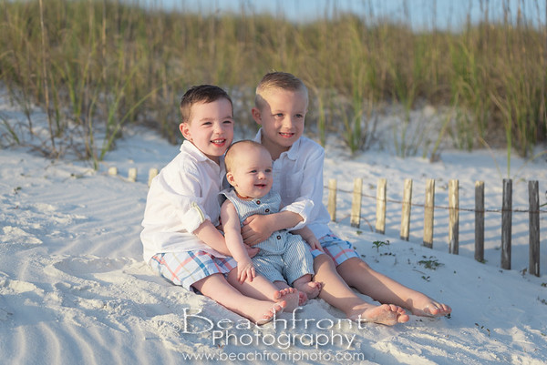 Fort Walton Beach Family Portrait Photographer