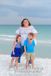 The Townsend Family Beach Pictures, Fort Walton Beach, FL.