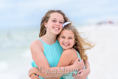 Valli Family Beach Pictures