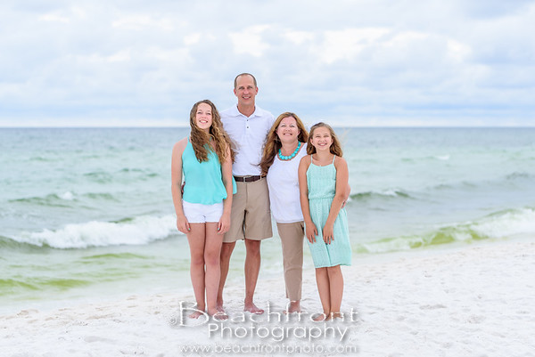 Valli Family Beach Pictures