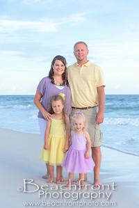 Family Beach Photographer in Fort Walton Beach, FL.  Beachfront Photography | Fort Walton Family Beach Photographers