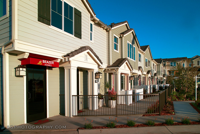 Bayside Landing by Beazer Homes, Imperial Beach, CA, 5/5/17.
