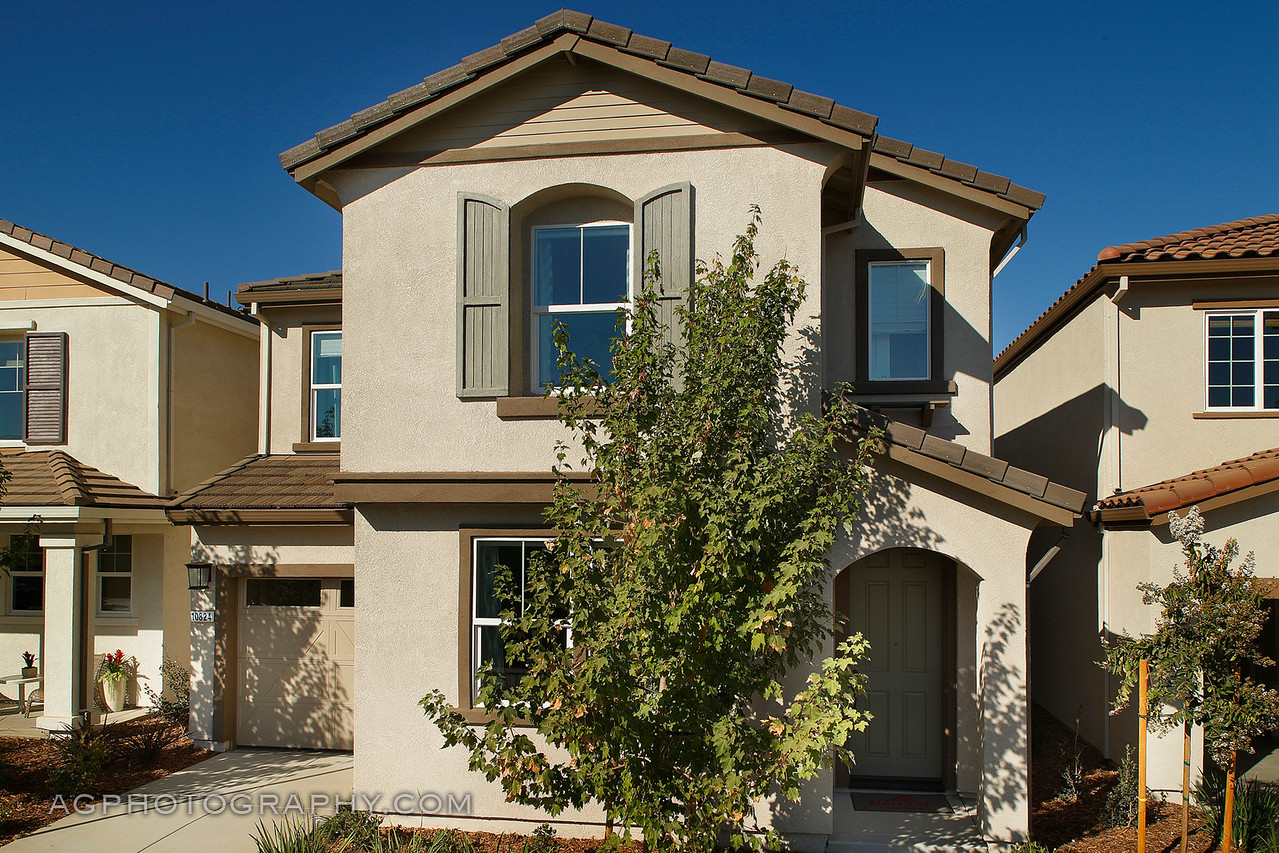 Capitol Village by Beazer Homes, Rancho Cordova, CA, 9/11/15.