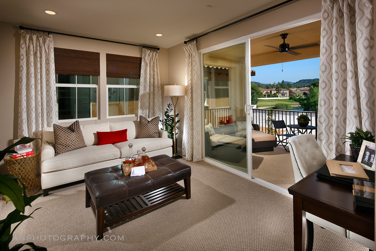 Beazer Homes - Rennaisance at Redhawk, Temecula, CA. 5/13/16.