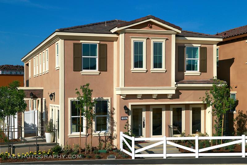 Beazer Homes - Rennaisance at Redhawk, Temecula, CA. 5/13/16.